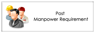 post manpower requirement
